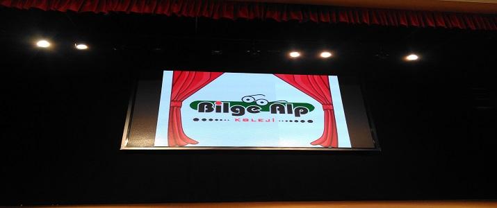 Bilge Alp Okullarında Yıl Sonu Gösterileri