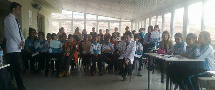Okulumuz 6. Sınıflar Bilgi Yarışması